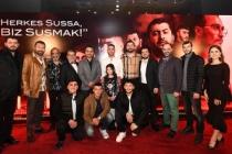 """""""Sıfır Bir""""  Filminin ilk galası istanbul'da yapıldı"""