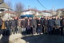 Taraklı Kaymakamı Abdullah Arslantürk Akçapınar Mahallesini Ziyaret Etti