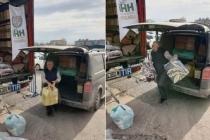 Taraklı'dan Deprem Bölgesine yardım