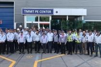 Toyota otomotiv sanayi türkiye Avrupa'ya akıllı sistemler ihraç edecek