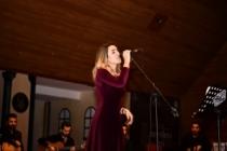 Türk halk oyunları öğrencisi süleyman için moral gecesi