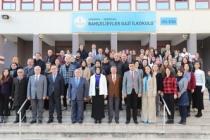 Vali Nayir Bahçelievler Gazi İlkokulunu Ziyaret Etti