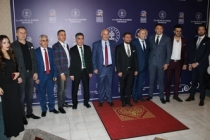 Akif Yener Çırağan Sarayı'nda