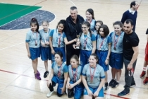 Altınküre'nin Basketbolcu Kızları 4'üncü Oldu