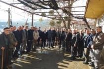 Arslantürk'den kemaller mahallesini ziyaret