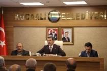 Belediye meclisi 4 şubat salı günü saat: 11:00'da toplanıyor
