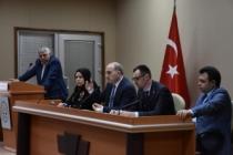 Erenler de şubat ayı meclis toplantısı gerçekleşti