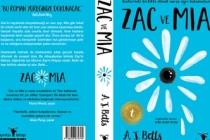 """İki Emmy ödüllü dizinin kitabı """"ZAC ve MIA"""" raflarda yerini aldı"""