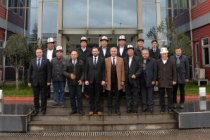 Kırgızistan ekibi hayran kaldı