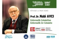 Prof. Dr. Nabi Avcı Adapazarı Kültür Sanatta