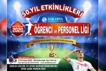 Sakarya'da Üniversitenin 50. Yılı Sporla Kutlanıyor
