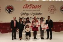 Arzum'dan Satranç Ustası Kadınlara Anlamlı Destek
