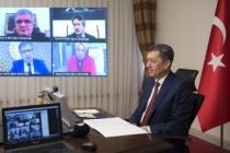 Bakan Selçuk, 81 il'in Milli Eğitim Müdürleriyle telekonferansla toplantı yaptı