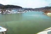 Başkan Ekrem Yüce güzel haberi paylaştı: Akçay Barajı'nda su seviyesi yüzde 60'a ulaştı
