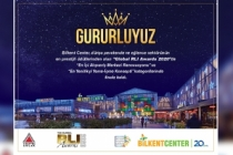 Bilkent center global rlı ödülleri'nde finalde!