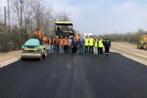 Çağlayan'a sıcak asfalt