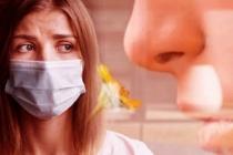 Corona virüs enfeksiyonunda ilk belirti;koku ve tat kaybı olabilir!