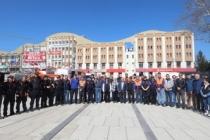 Deprem Haftası Etkinlikleri Demokrasi Meydanında Tamamlandı