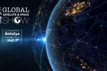 Dünyanın Uydu ve Uzay Devleri Antalya'da