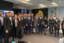 Genç Müsiad'lı Türk Girişimciler Londra'da yatırımcılarla buluştu