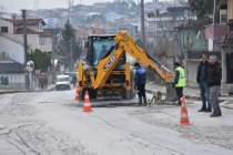 Hacıoğlu'nda sona geliniyor, Türbe'de start verildi