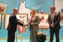 Hayat kurtaran köpekler PTT pullarında