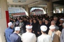 Kocaali'de 36 Mehmetçik için gıyabi cenaze namazı kılındı