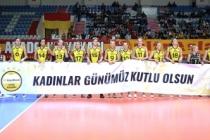 Lider VakıfBank'tan Galatasaray'a set yok