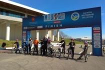 Minik öğrenciler Bisiklet Vadisi'nde öğrendi