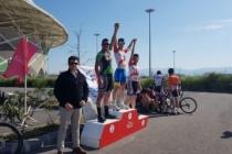 Okullu Bisikletçiler Pedal Çevirdi