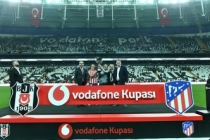 Vodafone Kupası'nda seyirci rekoru