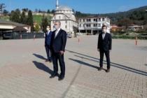 23 Nisan Çelek Sunma Töreni yapıldı