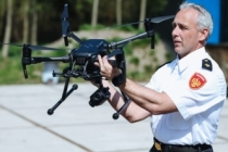 Avrupa ve Türkiye COVID-19'la Mücadelede Droneları Etkili Bir Şekilde Kullanıyor
