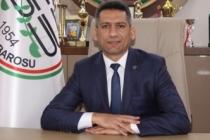 Başkan Abdurrahim Burak'ın 23 Nisan mesajı