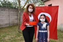 Başkan Fevzi Kılıç'tan çocuklara 23 nisan sürprizi