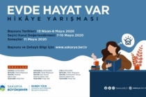 'Evde Hayat Var' hikâye yarışmasında başvurular devam ediyor