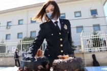 Gençlik ve Spor Ailesinden Sürpriz Polis Haftası Kutlaması