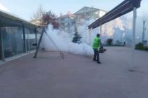 Karasu Belediyesinden Larva İlaçlama Çalışması