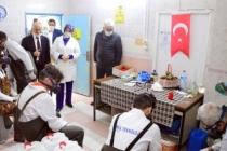 Karasu'da meslek Lisesi kimya üretim atölyesi kuruyor