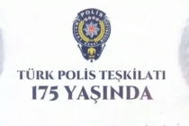 """PTT A.Ş'den """"türk polis teşkilatı 175 yaşında"""" konulu özel gün zarfı"""