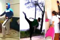 Sakarya Efsane Taekwondo Spor Kulübü sporcuları evden çalışıyor