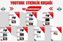 Sakarya MEM'in Youtube Etkinlik Kuşağı