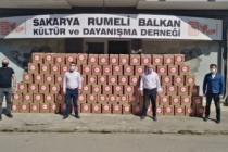 """Sakarya Rumeli Balkan:, """"Evde Kalan Sakarya, biz her zaman yanındayız"""""""