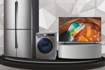 Samsung'dan televizyon alanlara buzdolabı ve çamaşır makinelerinde kaçırılmayacak indirim fırsatı!