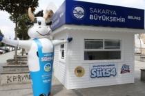 Süt54 yeni adresi Serdivan'da hizmete başladı