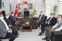 AK Parti Sakarya İl Başkanı Yunus Tever, Ferizli'yi ziyaret etti