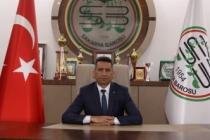Başkan Abdurrahim Burak'ın 1 Mayıs mesajı