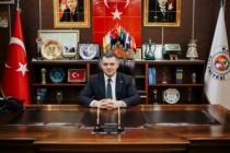 Başkan İshak Sarı 19 Mayıs münasebetiyle bir mesaj yayımladı