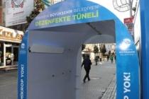 Büyükşehir'den yeni dezenfeksiyon sistemi