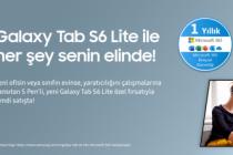 Galaxy Tab S6 Lite şimdi Microsoft 365 Bireysel aboneliği ile birlikte!